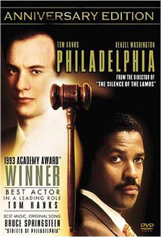 Philadelphia (Widescreen Two-Disc Anniversary Edition) DVD Movie