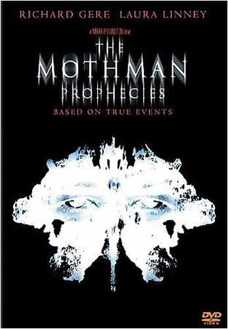 The Mothman Prophecies DVD Movie