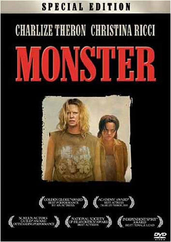 Monster - Special Edition DVD Movie