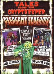 Tales From The Cryptkeeper - Pleasant Screams - The Complete First Season (Boxset)