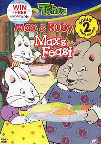 Max And Ruby - Max's Feast DVD Movie