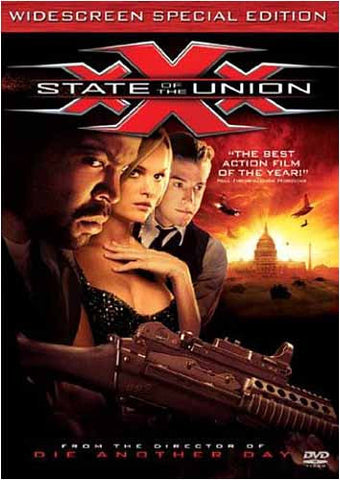 XXX - State of The Union (Special Edition) DVD Movie