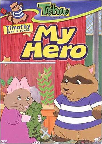 Timothy Goes to School - My Hero DVD Movie