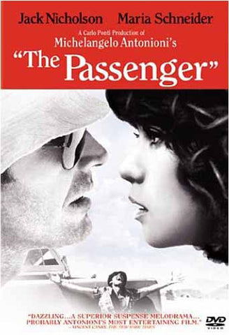 The Passenger DVD Movie