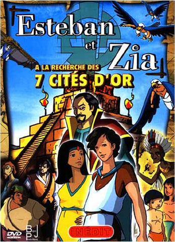 Esteban et Zia DVD Movie