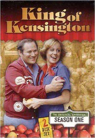 King of Kensington - Season 1 DVD Movie