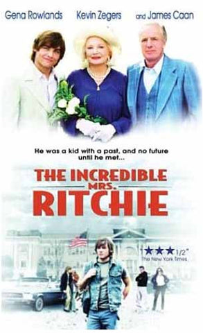 The Incredible Mrs. Ritchie DVD Movie