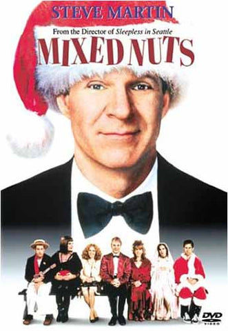 Mixed Nuts DVD Movie
