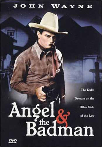 Angel & The Badman DVD Movie