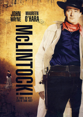 McLintock! DVD Movie