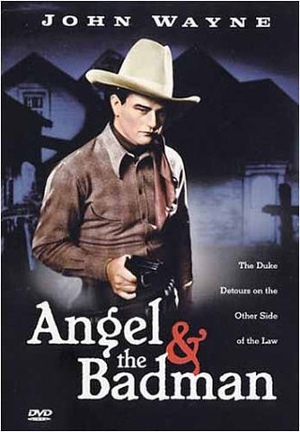 John Wayne - Angel & The Badman (slimcase) DVD Movie