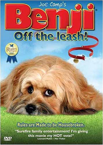Benji - Off the Leash DVD Movie