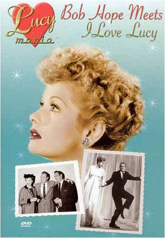 Lucy Mania - Bob Hope Meets - I Love Lucy DVD Movie