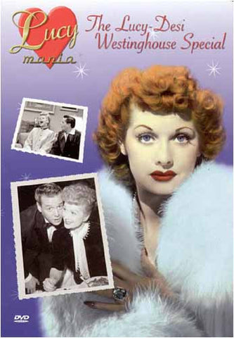 Lucy Mania - The Lucy-Desi Westinghouse Special DVD Movie