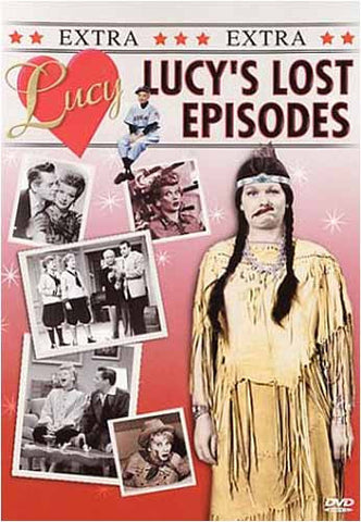 Lucy - Lucy's Lost Episodes DVD Movie