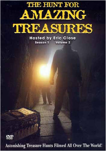 The Hunt For Amazing Treasures - Season 1 - Volume 2 DVD Movie