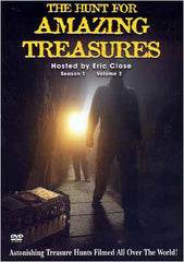 The Hunt For Amazing Treasures - Season 1 - Volume 2