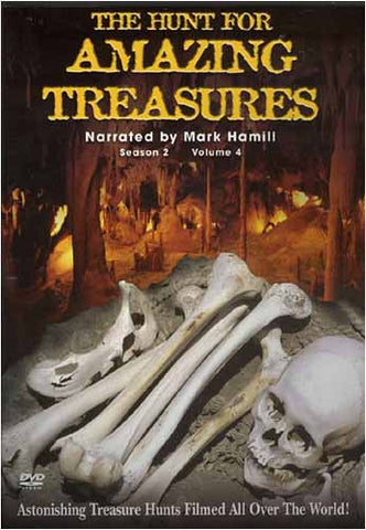The Hunt For Amazing Treasures - Season 2 - Volume 4 DVD Movie