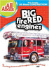 All About - Big Red Fire Engines And Construction DVD Movie