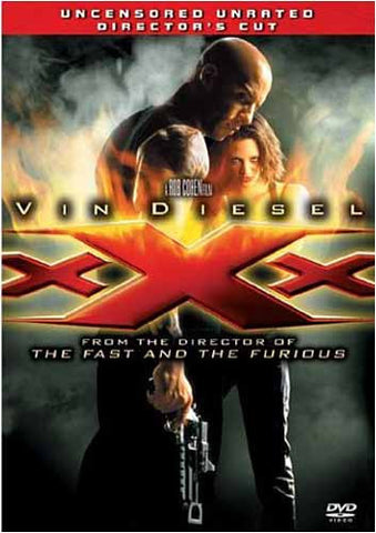 XXX (Uncensored Unrated Directors' Cut) DVD Movie