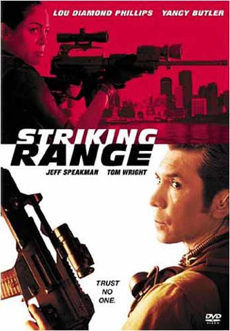 Striking Range DVD Movie