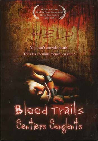 Blood Trails DVD Movie