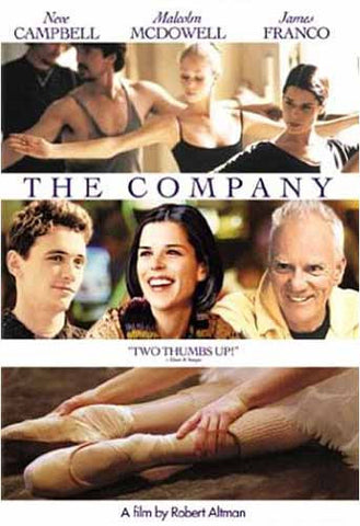 The Company DVD Movie