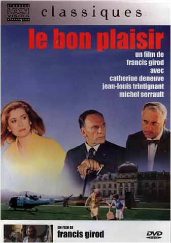 Le Bon plaisir DVD Movie