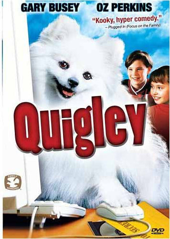 Quigley DVD Movie