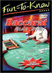 Fun to Know - Baccarat, Made Simple!