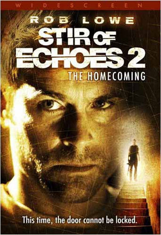 Stir Of Echoes 2 - The Homecoming DVD Movie