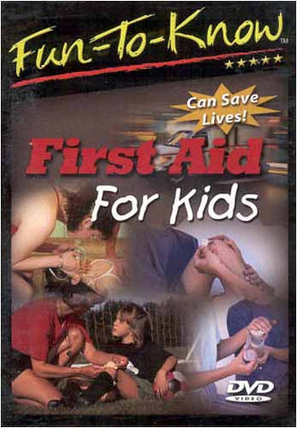 Fun To Know - First Aid for Kids DVD Movie