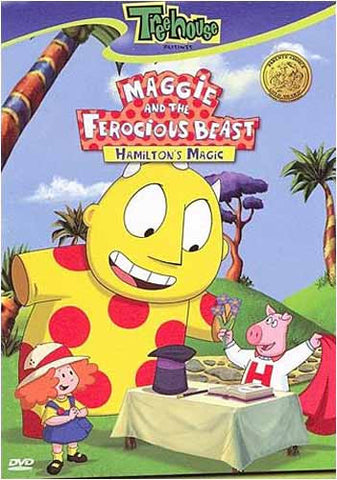Maggie and the Ferocious Beast - Hamilton's Magic DVD Movie