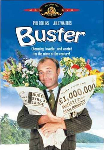 Buster (Phil Collins) DVD Movie