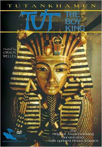 Tutankhamun - Tut: The Boy King DVD Movie