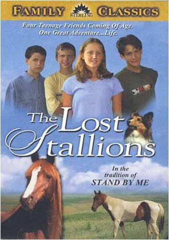 The Lost Stallions (Family Classics) DVD Movie