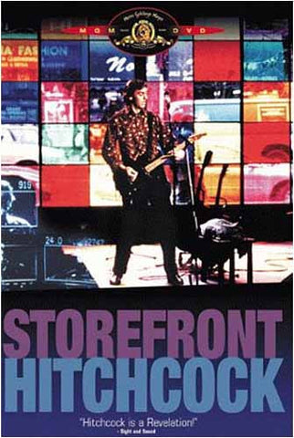 Storefront Hitchcock - Robyn Hitchcock DVD Movie