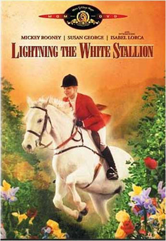 Lightning, The White Stallion DVD Movie