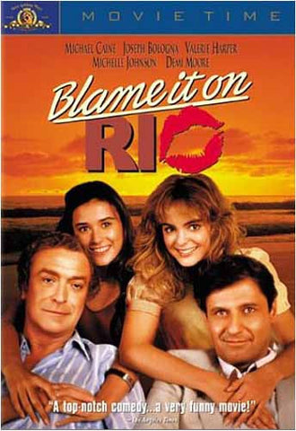 Blame it on Rio (MGM) DVD Movie