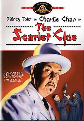 The Scarlet Clue DVD Movie
