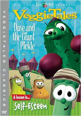 VeggieTales - Dave and The Giant Pickle DVD Movie
