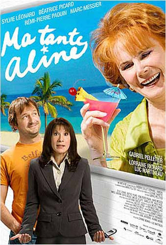 Ma tante Aline (Bilingual) DVD Movie
