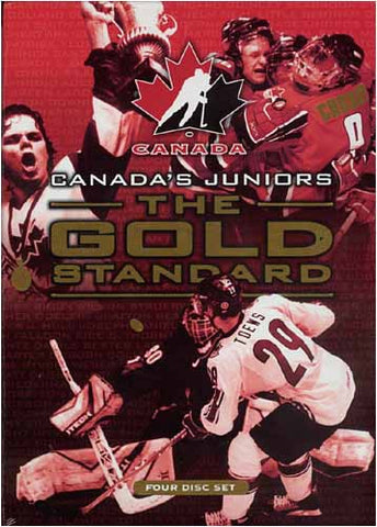 Canada's Juniors - The Gold Standard (Boxset) DVD Movie