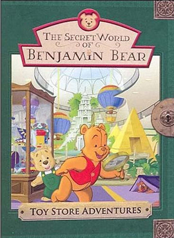 The Secret World of Benjamin Bear - Toy Store Adventures DVD Movie
