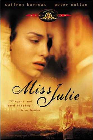 Miss Julie (Figgis, Mike) DVD Movie