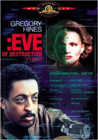Eve Of Destruction DVD Movie