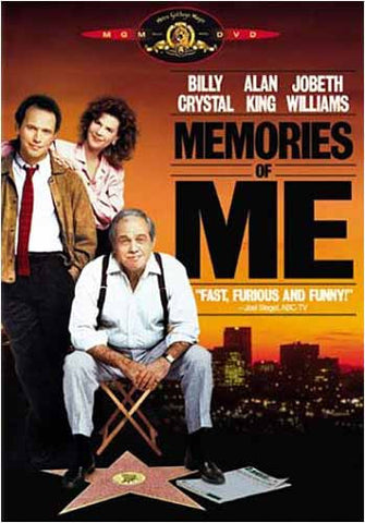Memories of Me DVD Movie