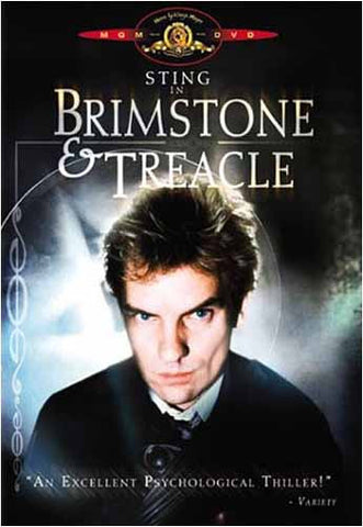 Brimstone and Treacle DVD Movie