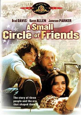 A Small Circle of Friends DVD Movie