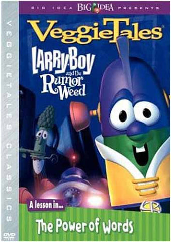 VeggieTales - Larry Boy and the Rumor Weed DVD Movie